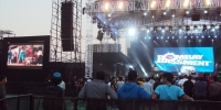 Snop dog Music Concernt  in Pune