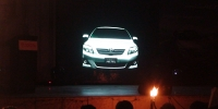 TOYOTA Altus Car Launching