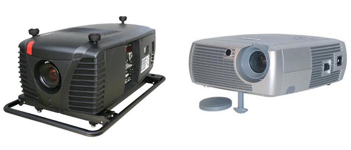 Screen Projector on Hire India